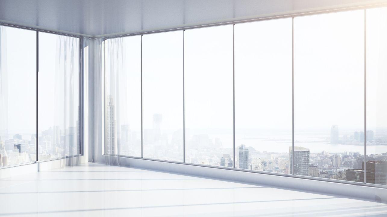 okna panoramiczne rodzaje i zastosowanie