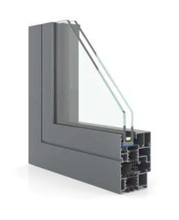 Okna Aluminium - Ecofutural Ekoplast