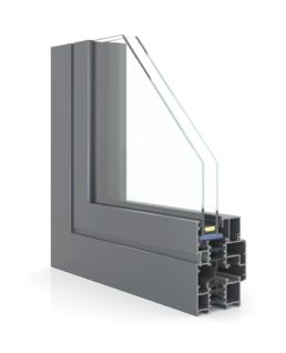 Okna Aluminium - Imperial Ekoplast
