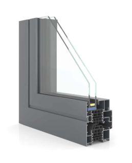 Okna Aluminium - Superial Ekoplast